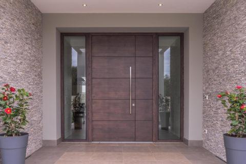 Alberto's House – Armed door