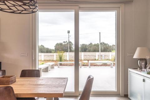 Casa di Cinzia – Infissi e serramenti esterni