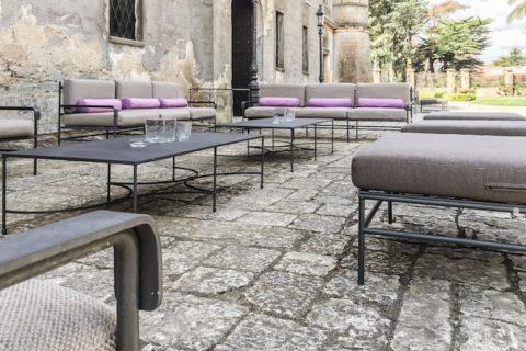 Castello Monaci – opere in ferro battuto