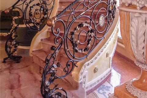 Casa Romerio – ringhiera