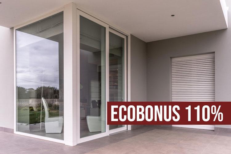 Sostituire gli infissi con l'Ecobonus 110%, come ottenerlo
